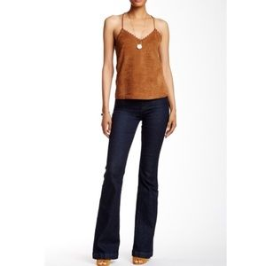 •{New!}• AG 'Janis' High Rise Flare Jeans